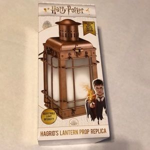 NIB Hagrid's Lantern Prop Replica Harry Potter